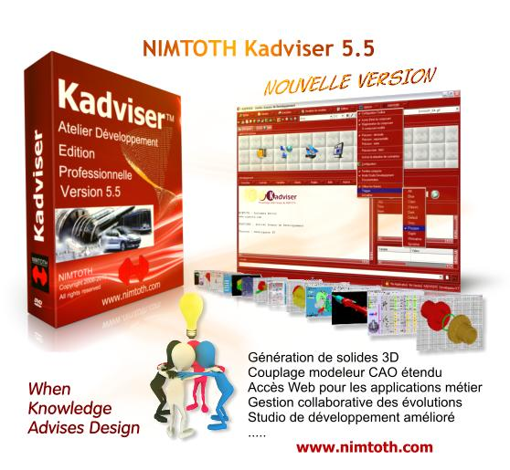 Nouvelle version NIMTOTH Kadviser 5.5